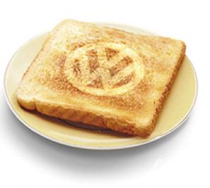 ワーゲンバス!トースター!